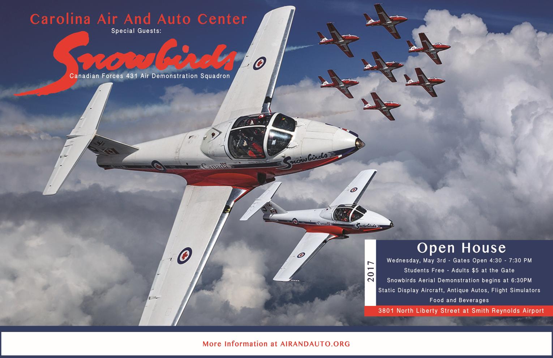 Carolina Air and Auto Center Snowbirds